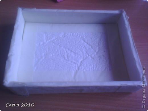 Продолжим делать шкатулку с ящичками. фото 12