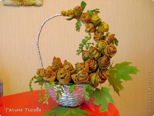 Графин, декорированный ракушками. фото 2