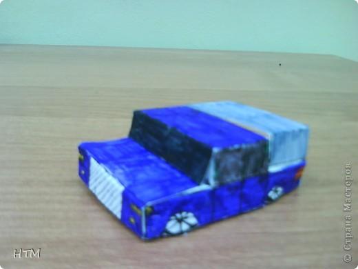 Эти модели автомобилей придумал и сконструировал Лукьянов Максим (9 лет). фото 1