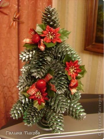 Графин, декорированный ракушками. фото 5