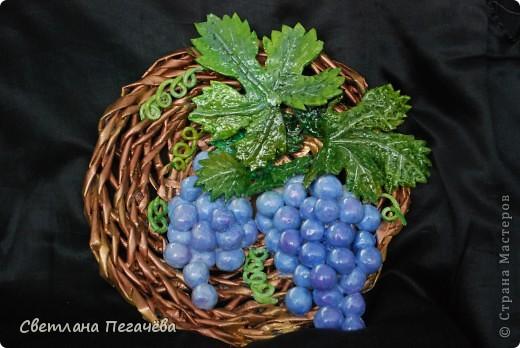 Виноград уже был и не раз - повторяюсь...прошу оценить!  фото 1