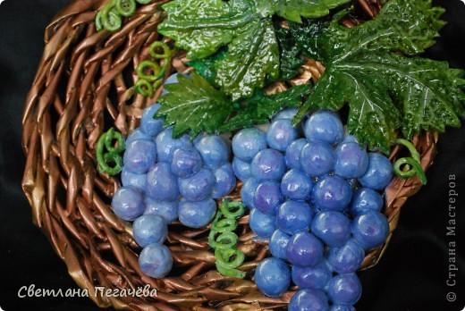 Виноград уже был и не раз - повторяюсь...прошу оценить!  фото 2