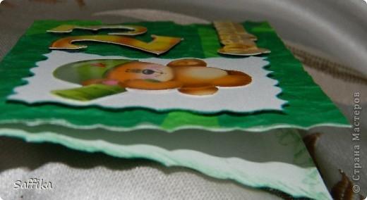 мои 10 открыточек к 23 февраля фото 3