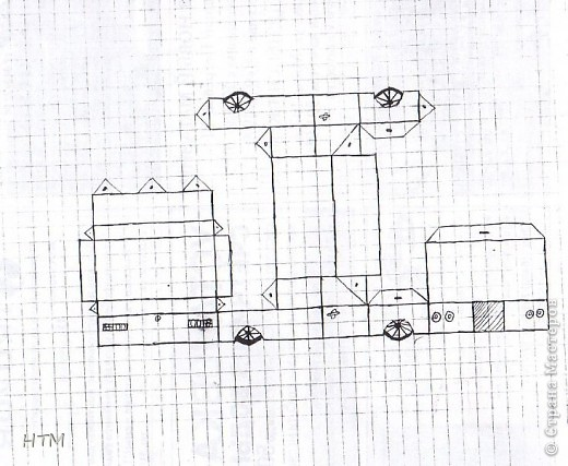 Эти модели автомобилей придумал и сконструировал Лукьянов Максим (9 лет). фото 8