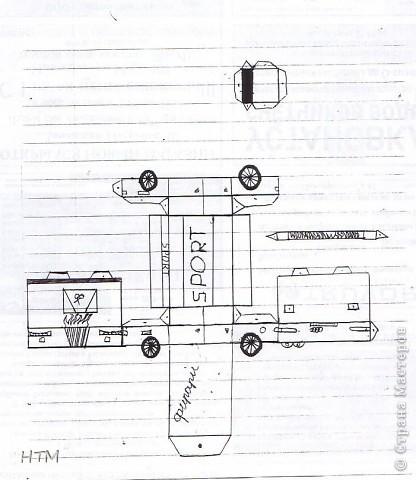 Эти модели автомобилей придумал и сконструировал Лукьянов Максим (9 лет). фото 5