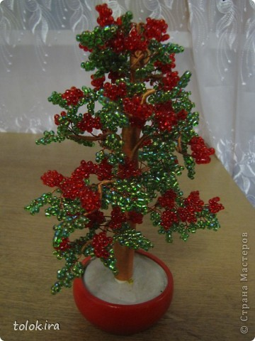 Снежное дерево фото 2