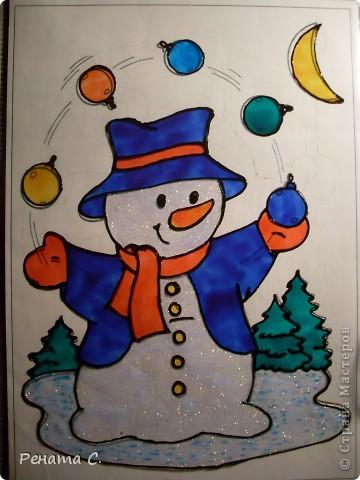 Я, конечно, не художник..... фото 4