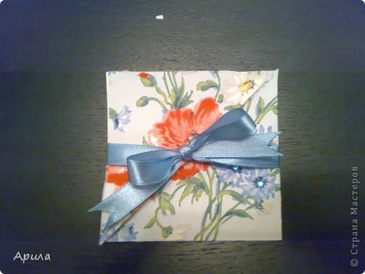 Навеяно весной))) Прошу, не судите сторго, это мои первые открытки фото 4
