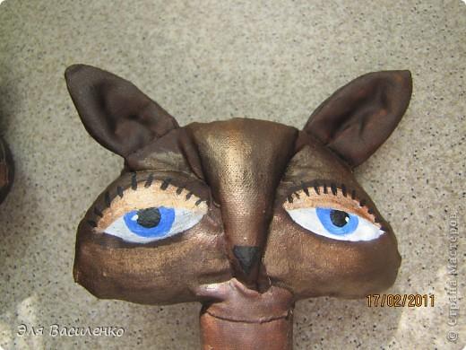 """Дорогие мастерицы, выкладываю МК кошек,он очень подробный,старалась делать и для начинающих и для """"продвинутых"""" мастеров. фото 38"""
