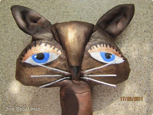 """Дорогие мастерицы, выкладываю МК кошек,он очень подробный,старалась делать и для начинающих и для """"продвинутых"""" мастеров. фото 49"""
