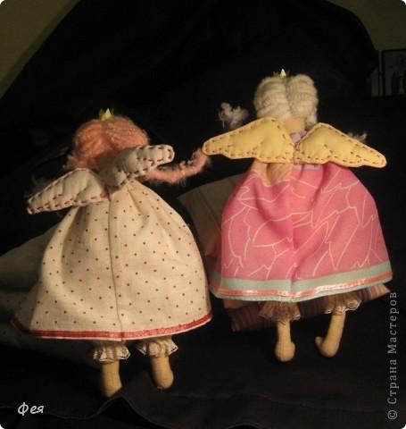 И кто эти крылатые кудряшки?:))) фото 1