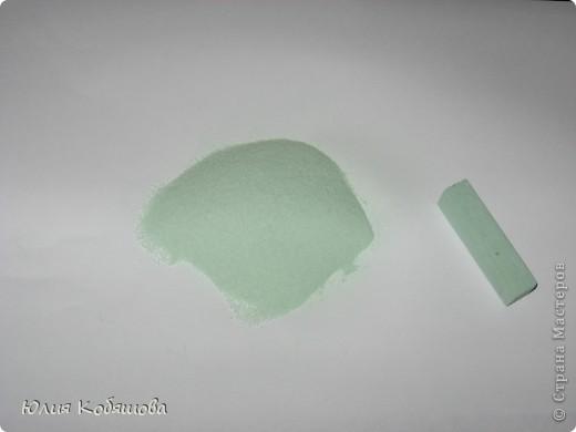 Сколько смотрела бутылочек с солью в Стране Мастеров, увидела только как красят соль с помощью гуаши, я нашла еще один способ покрасить соль, как мне кажется даже проще, быстрее и дешевле. фото 5