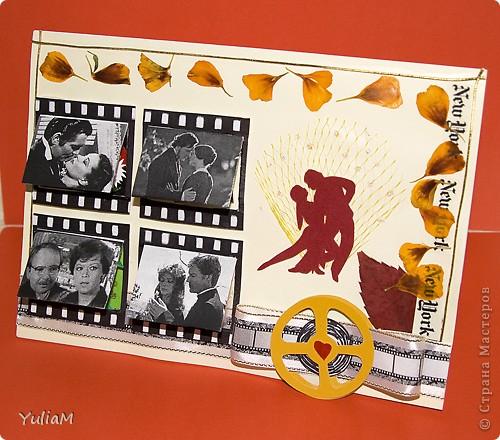 """Здравствуйте! Кажется, успела... Так хотелось принять участие в игре, а вдохновения все не было и не было... Но вот посмотрела """"Весну на Заречной улице"""" и идея пришла! В фильмах отражены все ипостаси любви - радости, огорчения, веселые ситуации. И у каждого из нас есть любимый фильм о любви. который смотрен-пересмотрен... Вот поэтому - """"Любовь, кино и ..."""" фото 2"""