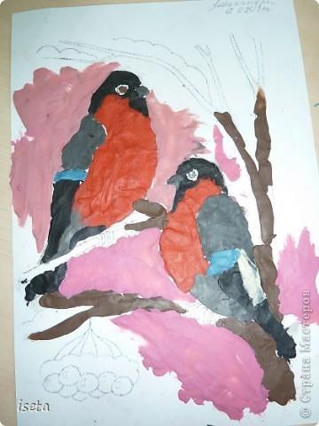 Решила наконец-то выложить работы своих юных художников. фото 3
