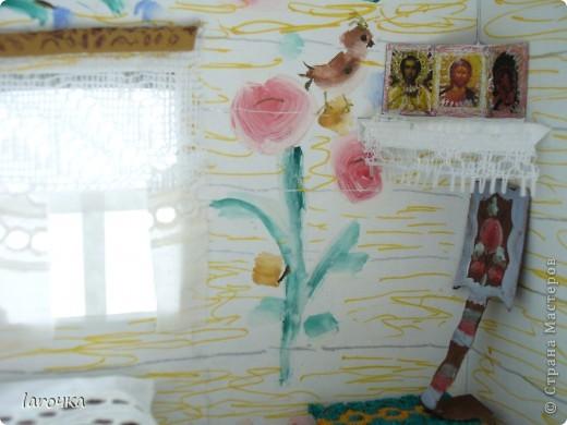 Это школьный проект моего сына, ученика 3 класса. Макет сделан в коробке из-под обуви.  фото 4