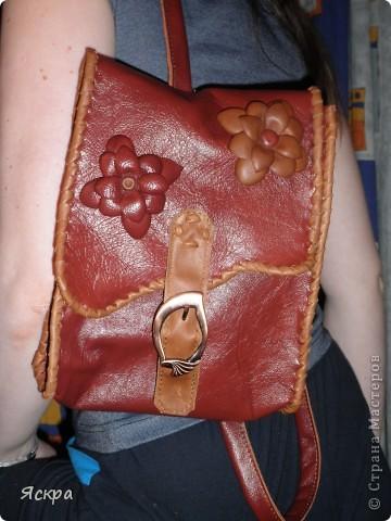 Рюкзачок в подарок подружке фото 3