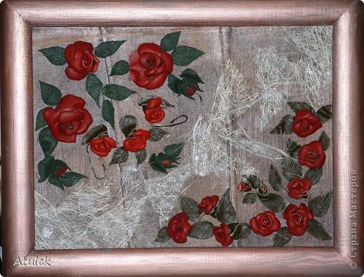 розы и иней...