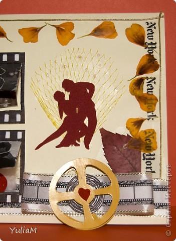 """Здравствуйте! Кажется, успела... Так хотелось принять участие в игре, а вдохновения все не было и не было... Но вот посмотрела """"Весну на Заречной улице"""" и идея пришла! В фильмах отражены все ипостаси любви - радости, огорчения, веселые ситуации. И у каждого из нас есть любимый фильм о любви. который смотрен-пересмотрен... Вот поэтому - """"Любовь, кино и ..."""" фото 6"""