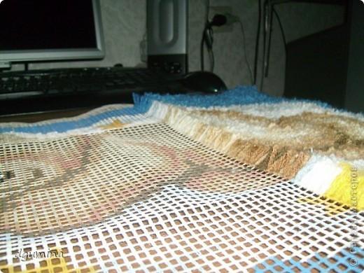 Подарок подружки-набор для ковроткачества. фото 2
