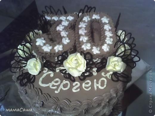 Тортик на 30-летие ! фото 2