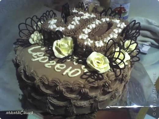 Тортик на 30-летие ! фото 4