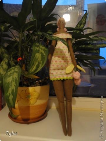 Моя шоколадка Tilda fruitgarden angel фото 3