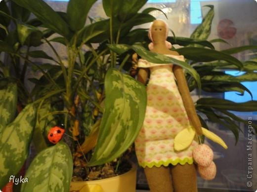 Моя шоколадка Tilda fruitgarden angel фото 2