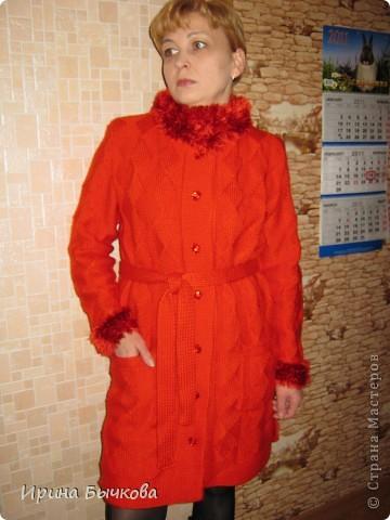 Пальто фото 1