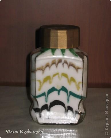 Действительно, насыпав первую баночку цветной солью, остановиться просто невозможно, хочется снова творить, сыпать, создавать. фото 3