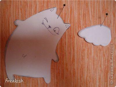 Коты наступают фото 7