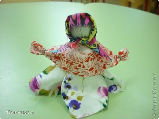 Уголок народной куклы в детском саду фото 3