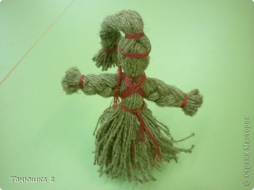 Уголок народной куклы в детском саду фото 6