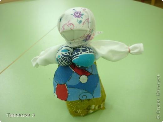 Уголок народной куклы в детском саду фото 9