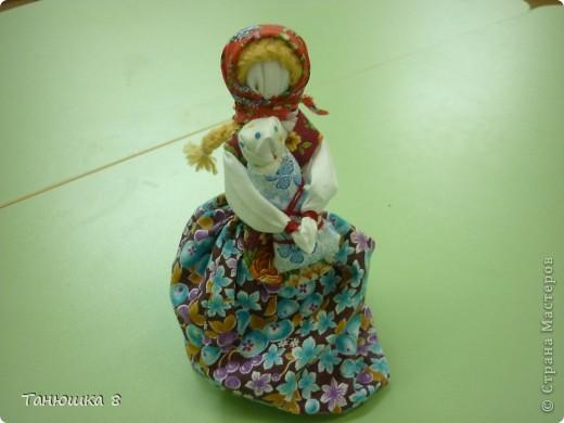 Уголок народной куклы в детском саду фото 12