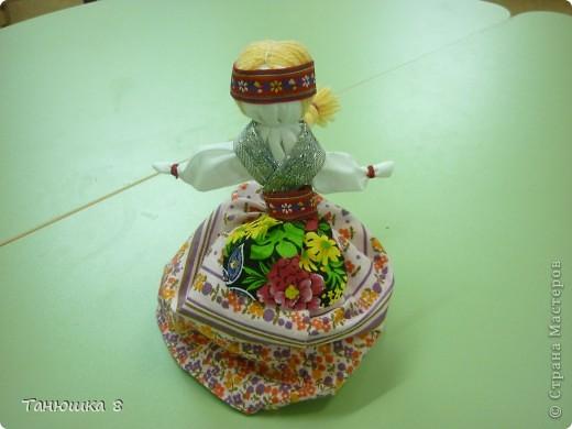 Уголок народной куклы в детском саду фото 11