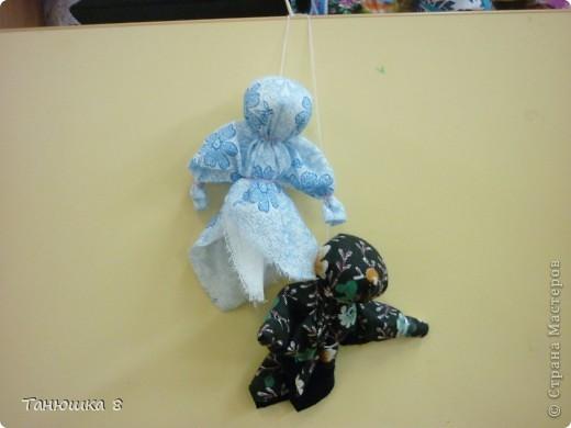 Уголок народной куклы в детском саду фото 16