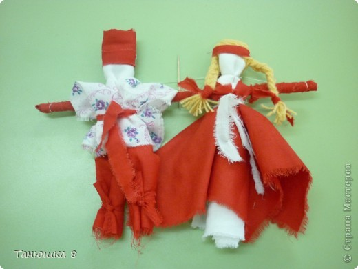 Уголок народной куклы в детском саду фото 13