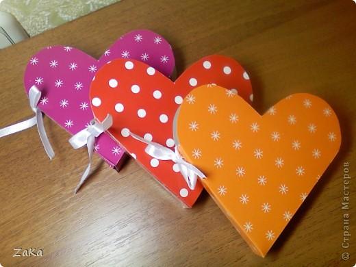 валентинка - упаковка