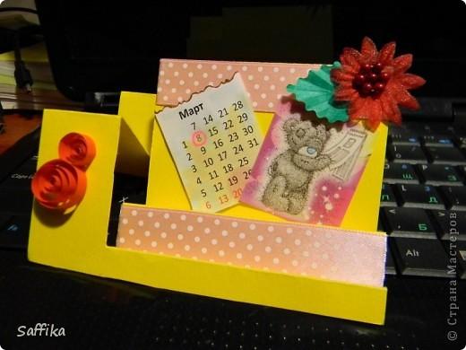 4 открыточки к 8 марта фото 7