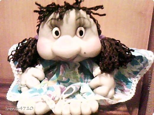 """Моя """"Удача""""-самая первая кукла фото 1"""