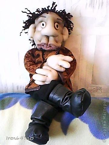 """Моя """"Удача""""-самая первая кукла фото 2"""