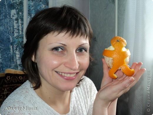 Создаем оранжевое настроение! :)