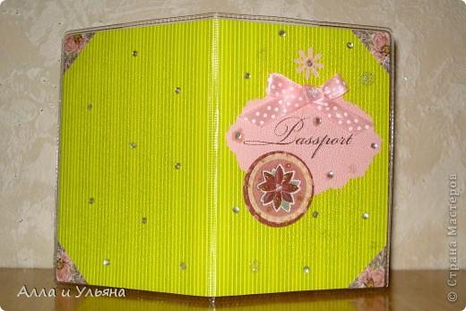 Обложки для паспорта ) фото 4