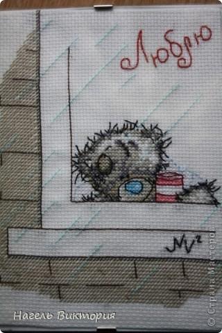 Мишка-охранник   фото 7