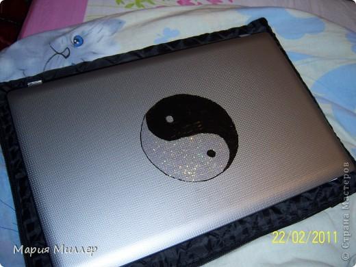 Вот так выглядит упакованный ноутбук фото 3