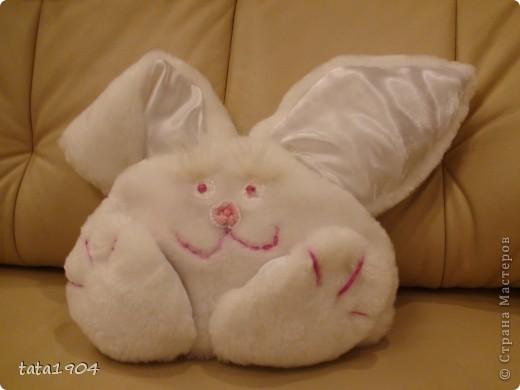 Подушки-игрушки хранители детских пижамок фото 1
