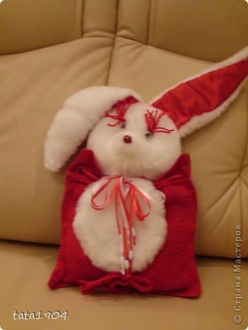 Подушки-игрушки хранители детских пижамок фото 3