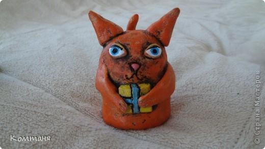 мамин кот спереди фото 3