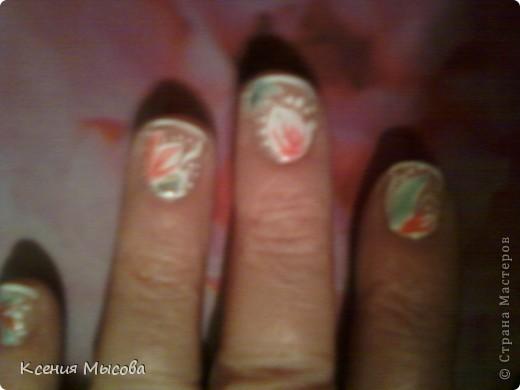 Оранжевые цветочки..... фото 2