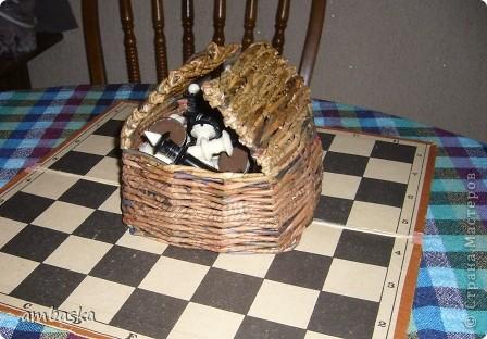 Потребовалась плетеночка вот такой формы - сплела. фото 5
